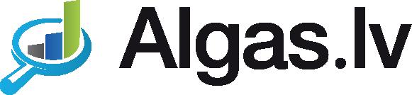 logo Algas.lv